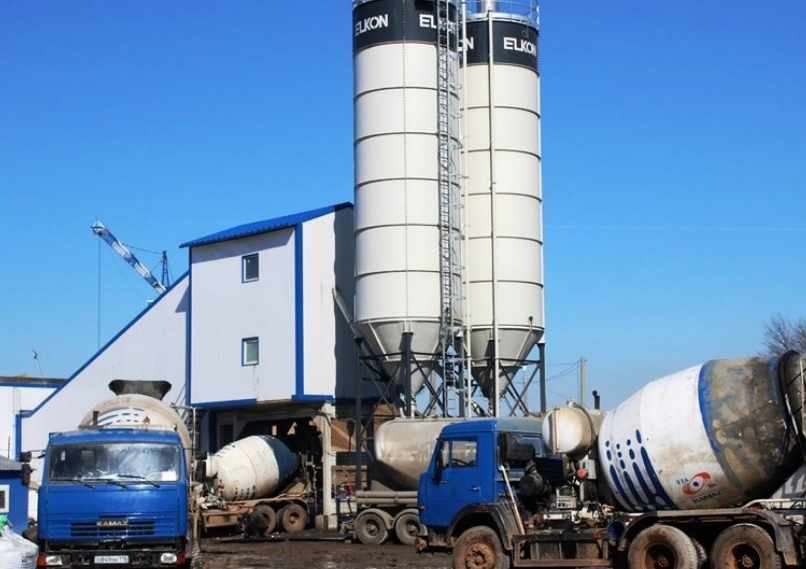 доставка бетона пермь