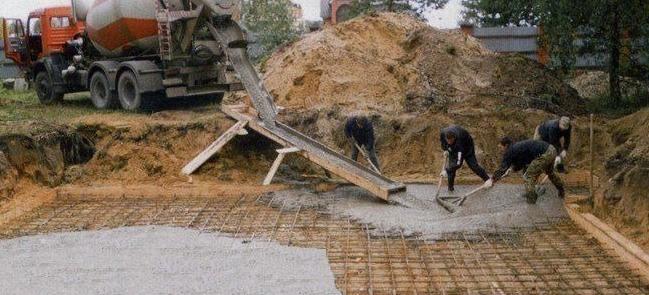 Бетон в россоши песок природный для строительных растворов гост