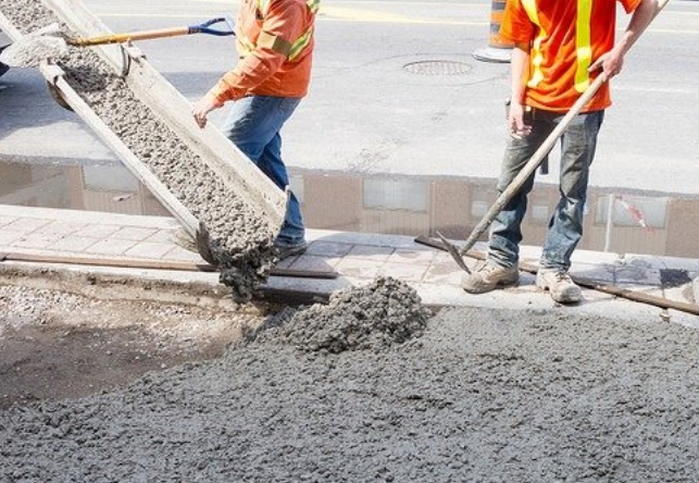 купить бетон в полянах
