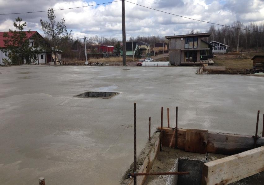 Заказ бетона в кингисеппе бетона установка