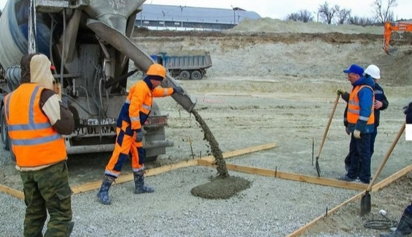 бетон в инзе