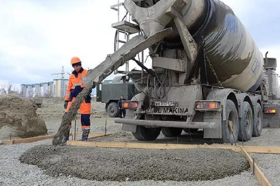 Бетон в саратове заполнение скважин цементным раствором